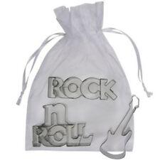 Ausstechform Rock n Roll / Gitarre Ausstecher Set 2 Stück Städter
