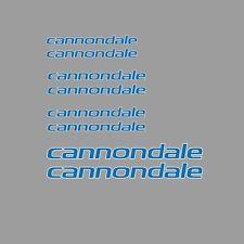CANNONDALE Bicicletta Telaio Adesivi-Decalcomanie-trasferimenti: Blu. n.14