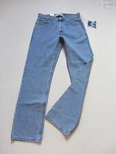Stonewashed Levi's L32 Herren-Straight-Cut-Jeans mit niedriger Bundhöhe (en)