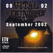 ETV Vital Country DVD - September 2002