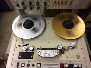 "Otari MTR-12 4-track 1/2"" format 3-speed reel-to-reel recorder 7.5/15/30 ips"