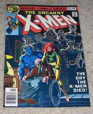X-men 114 VF   Colossus Wolverine Nightcrawler Storm LOT MCU
