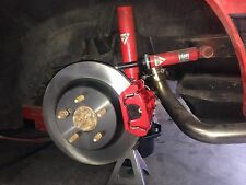 "Ford Mustang Cobra 11.65"" Rear Brake Conversion 79-93 87 Fox body Brakes SVT 5.0"