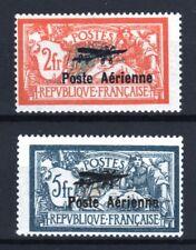 "FRANCE STAMP AVION 1 / 2 "" MERSON SALON MARSEILLE 1927 "" NEUFS xx TTB  R919"