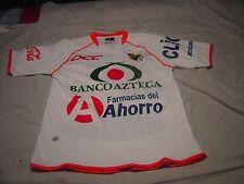 JAGUARES DE CHIAPAS FC Azteca Coca-Cola MOTOROLA Futbol Soccer Jersey Size Small