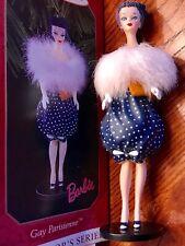 Barbie Hallmark Ornament: GAY PARISIENNE 1998 QXI5301 pNRFB