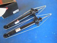 2 Shock Absorbers Rear Gas Delphi For Ford: Fiesta 10/98- > 11/01