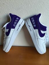 LIMITED EDITION RARE NIKE AIR FORCE ONES LEBRON JAMES CHAMBER OF FEARS. Men's 11