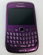 Blackberry Cell Phone Curve 8630 Sprint CDMA