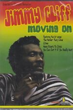 JIMMY CLIFF Moving On DVD BRAND NEW PAL Region All