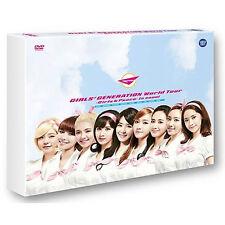 Korea Music Girls' Generation - World Tour [Girls & Peace in Seoul] (DVDMU254)