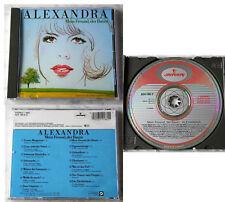 ALEXANDRA Mein Freund, der Baum . 1980er Atomic Mercury CD