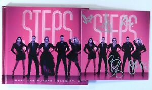 Steps - What The Future Holds Pt 2 (Limited  Deluxe 2CD + Signed insert) New
