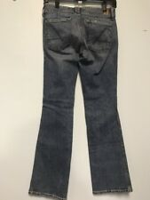 Guess Jeans Size 8 L Sweetheart Flare Stretch 27