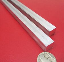"""6061 T651 Aluminum Square Bar, (.500"""") 1/2"""" Thick x 1/2 Wide x 36"""" Length, 2 Pc"""