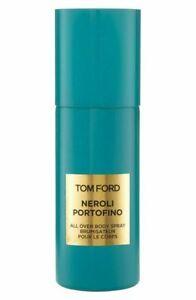 TOM FORD Neroli Portofino Perfume ALL OVER BODY Spray Woman 5oz 150ml SEALED BOX