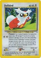 Delibird - 5/64 - Holo NM Neo Revalations Pokemon JG2