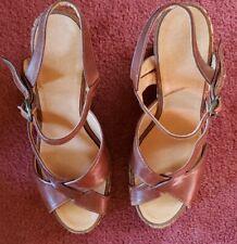 Vero Cuoio Sandals Size 8 1/2 M