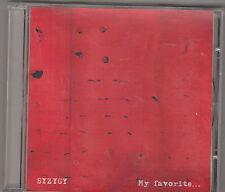 SYZYGY - my favorite CD