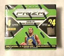 2018-19 PANINI PRIZM NBA RETAIL PACK FROM SEALED BOX! +2 FREE BONUS CARDS 🔥