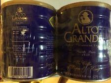 Alto Grande Super Premium Coffee Ground 8.8oz - 2 cans PUERTO RICAN COFFEE
