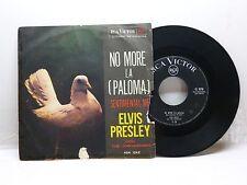Elvis Presley No More-Sentimental Me RCA 45n 1242 Discreet