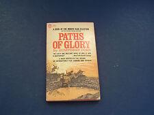 vintage Pb book Paths of Glory by Humphrey Cobb war novel military