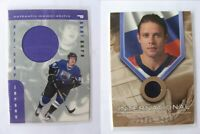 2001-02 BaP Signature Series IB-06 Bure Pavel nternational bronze jersey russia