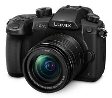Panasonic DC-GH5MEB-K Digital Camera 20.3MP 6K Photo 12-60mm LENS EX-DISPLAY