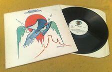 "EAGLES "" ON THE BORDER ""SUPERB UK RARE ORIG WHITE ASYLUM EMI PRESS"
