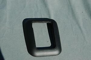 1988-1989 Jaguar Vanden Plas Console Shifter Rubber Surround Seal Trim OEM