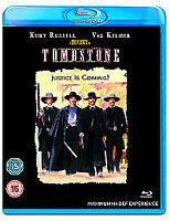 Tombstone [Blu-ray], New, DVD, FREE & FAST Delivery