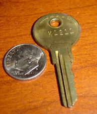 NEW kennedy tool box lock key K 1211 shop machine machinist chest bridgeport