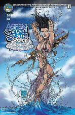 Aspen swimsuit splash 2013 special-pin up-Edition Michael turner Fathom/soulfire