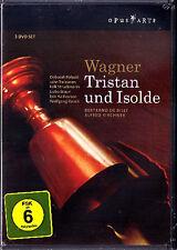 3.DVD: WAGNER Tristan und Isolde TRELEAVEN POLASKI 2005 John Deborah Halfvarson