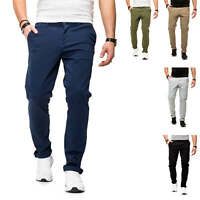 Jack & Jones Herren Chino Hose Chinos Herrenhose Lange Hose Business-Look
