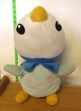 POKEMON jumbo plush Piplup anime doll 2013 manga Trainer's Choice toy 17""