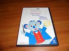 Baby Einstein: Baby Mozart Music Festival (DVD, Full Frame 2007) Used Disney