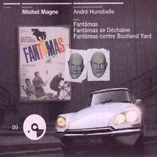 Fantomas Michel Magne/louis De Funes CD RARE
