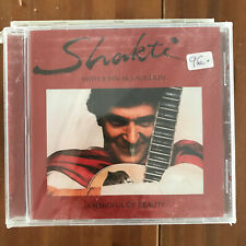 SHAKTI WITH JOHN MCLAUGHLIN - A HANDFUL OF BEAUTY (1977) - CD COLUMBIA NUEVO