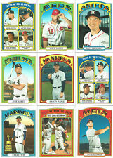 2021 Heritage #1-#400 incl Rookie Cards, Stars, NEW CARDS  9/11 - You Pick