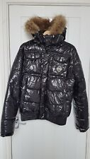 Nickelson Jacket Medium Shiny Black Glanz