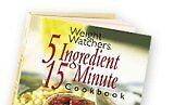 Weight Watchers 5 Ingredient 15 Minute Cookbook by Weight Watchers