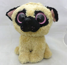 6424a08ee43 TY Beanie Boo PUGSLY the Pug Dog 9