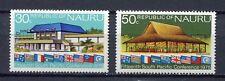 36549) NAURU 1975 MNH** South Pacific conference 2v