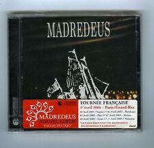 CD (NEW) MADREDEUS FALUAS DO TEJO