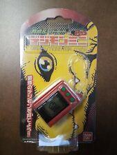 Digimon Digivice V Pet Mini Version 1 Red USA SELLER