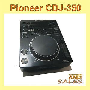 Pioneer CDJ 350 + SERVICEPAKET mit Rechnung & Gewährleistung