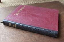 1923 Larousse Les animaux Joubin Robin planches couleurs Histoire naturelle