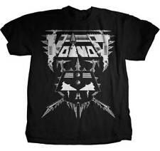 Voivod Korgual Progresivo Thrash Speed Metal Música Banda Camiseta para Hombre